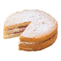 victoria sponge cake harriets cafe tearooms
