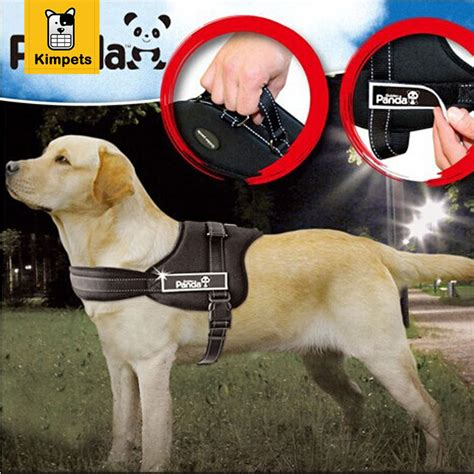 retractable leash for large dogs high quality pet harness soft sale large