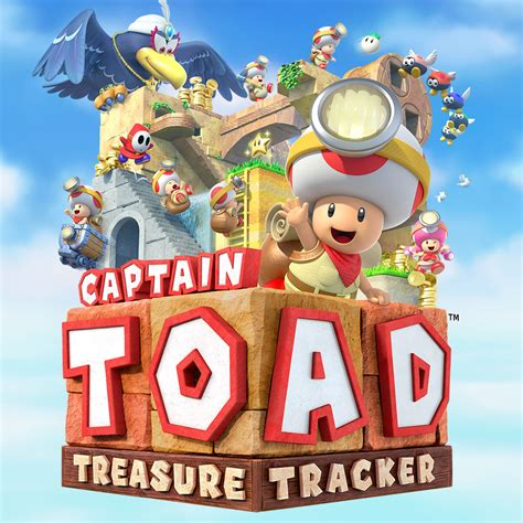 Treasures Switched captain toad treasure tracker nintendo switch