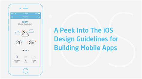 Design Guidelines For Mobile Apps | digital restaurant management systems softwares