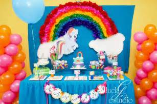 my little pony birthday party ideas photo 4 of 10