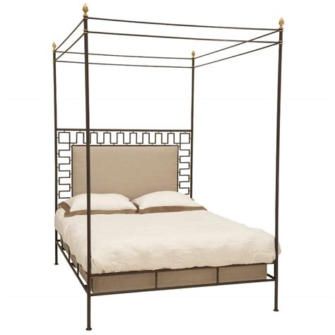 canopy headboard beds headboards upholstered wood canopy and poster