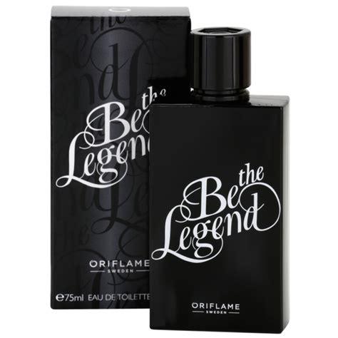 oriflame be the legend eau de toilette pentru barbati 75