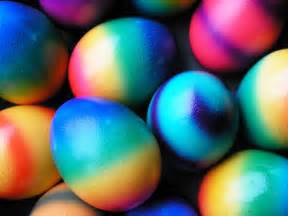 colorful easter eggs wallpapers hd desktop wallpapers free free