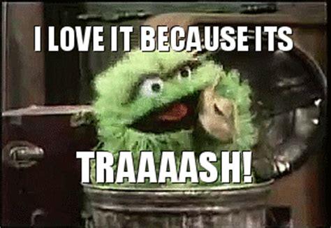 Oscar The Grouch Meme - sesame street oscar meme www pixshark com images