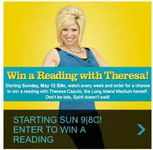 price of reading with long island medium theresa caputo connects with negative energy long island
