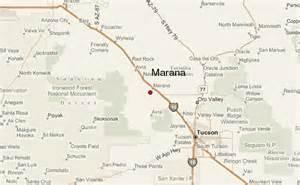 marana location guide