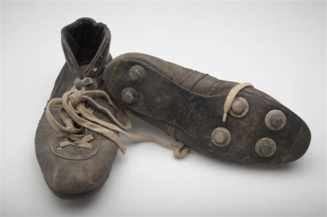 history of football shoes history of soccer cleats dates back to 1800 s