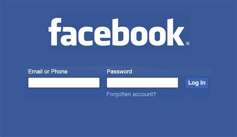 Log Facebook Sign In | facebook log in info