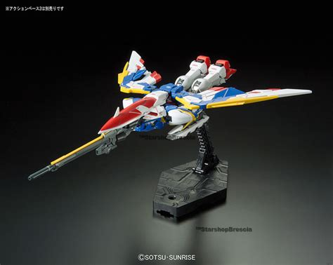Bandai Gundam Real Grade Kits 1 144 Rg Zeta Gundam Murah gundam 1 144 xxxg 01w wing ew real grade model kit rg