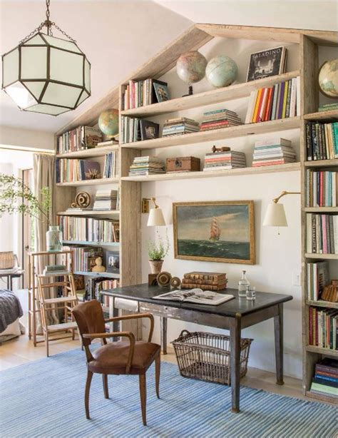Newport Country Style Home Office Steve Giannetti S Patina Farm In Ojai Hooked On Houses