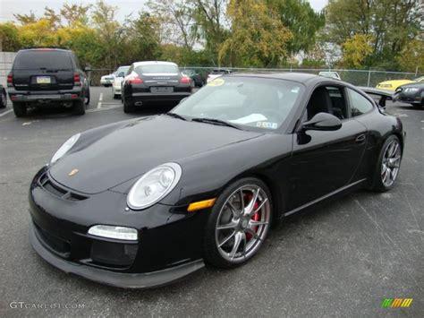 black porsche 911 gt3 black 2010 porsche 911 gt3 exterior photo 38716811
