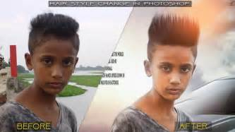 Change Hairstyle Photoshop by Change Hairstyle In Photoshop 2017 Photoshop Tutorial