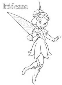 iridessa coloring pages coloring
