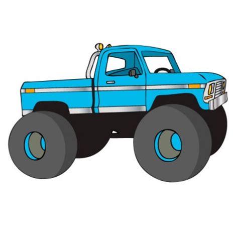 monster trucks clipart cartoon monster truck clip art 81