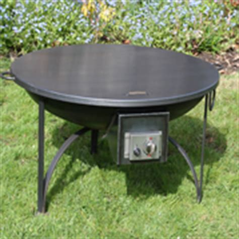 Outdoor Pit With Lid Pits Firepits Kadai Bowl Outdoor Firepit