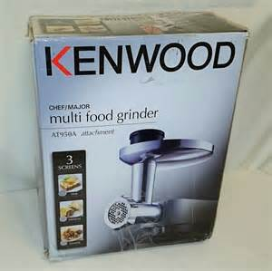 Remico Multi Meet Grinder kenwood chef major multi food grinder attachment fully boxed ebay