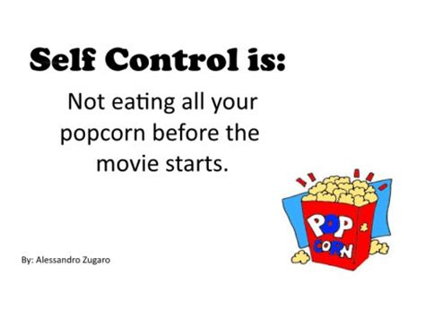 controlling definition definition of self control