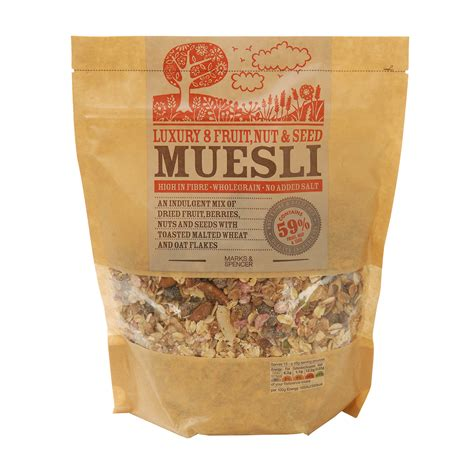 Free Lo Muesli Cereal 500g which muesli s worth getting out of bed for in the morning