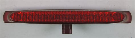 chevrolet corvette   brake light  tail light