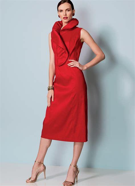 Dress Vogue vogue patterns 9241 misses princess seam dresses with