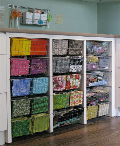 Quilting Storage by The Real Studio Tour Week 2 Terry Aske Quilt Studio