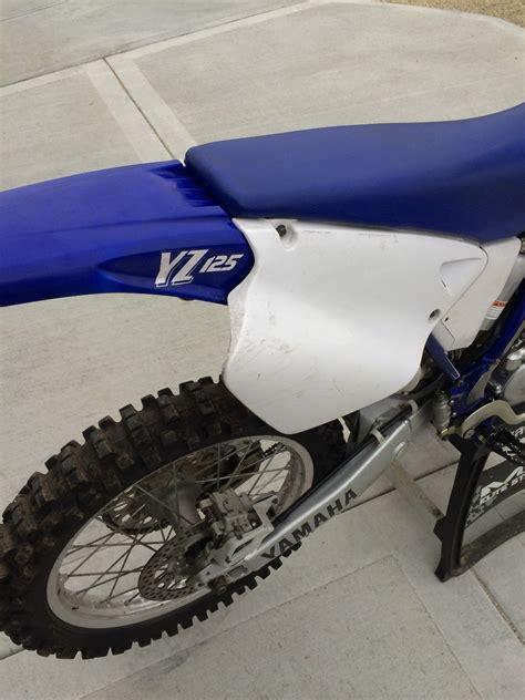Spare Part Yamaha Mx King 100 2000 yz 125 service manual yz125 crank seal