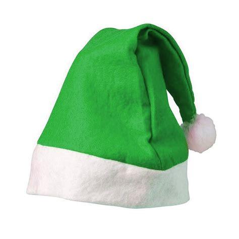 imagenes de santa claus verde gorro natal verde