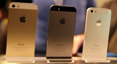 imagenes del iphone 5 en negro apple aumentar 225 la producci 243 n del iphone 5s dorado ante
