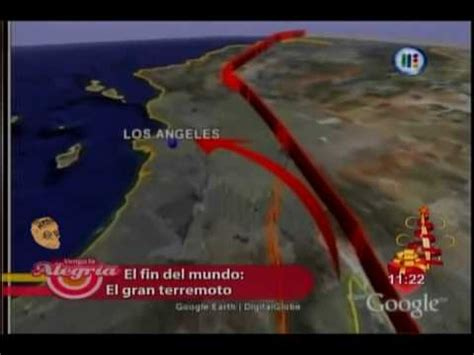 el fin del mundo 8408175386 venga la alegria el fin del mundo el gran terremoto youtube