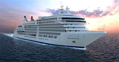 silversea cruise reviews tripadvisor silversea s silver muse completes sea trials silversea