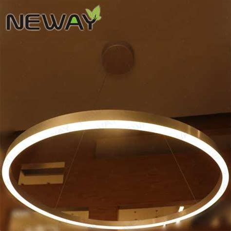 light fixture ring large ring led suspended pendant light chandelier l
