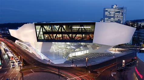 Porsche Museum Architekt by Porsche Museum Stuttgart Foto Bild Architektur
