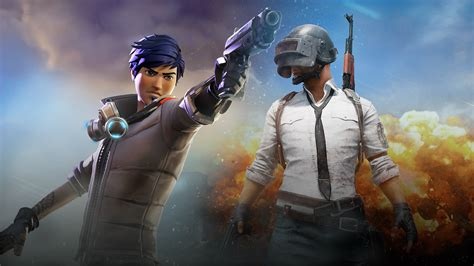 fortnite  pubg player count map weapons