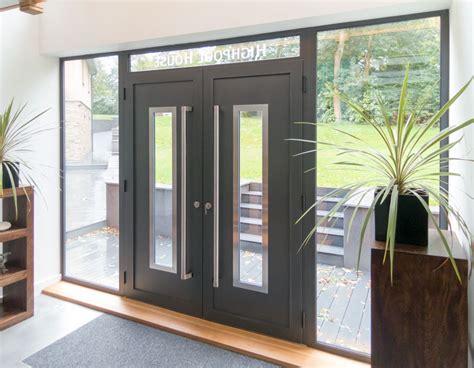 Aluminium Front Doors Uk Contemporary Doors Alumen