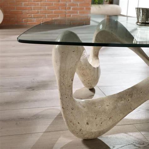 Tables Basses De Salon En Verre by Table Basse Verre Et Ezooq