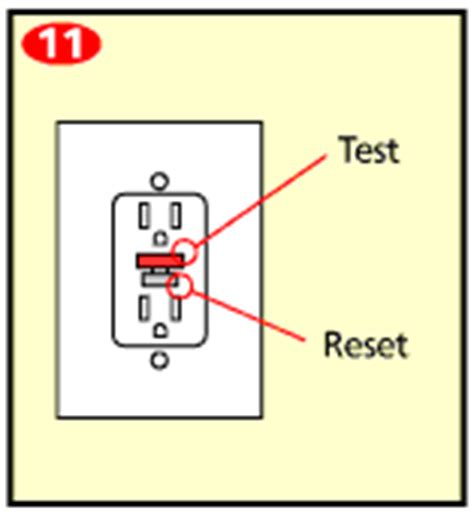 how to reset bathroom outlet bathroom outlet electrical diy chatroom home