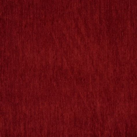 red chenille upholstery fabric dark red solid soft chenille upholstery fabric by the yard
