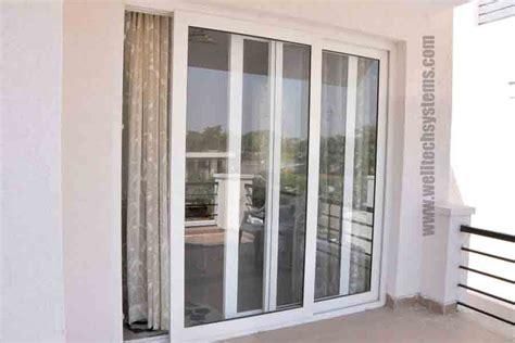 Upvc Sliding Windows Upvc Sliding Doors India Hyderabad Upvc Sliding Patio Doors Prices