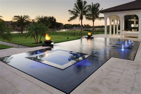 Cool Small House Designs rectangular pool designs and shapes