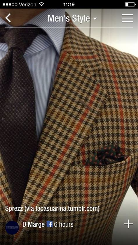 tie shirt pattern rules houndstooth jacket and striped shirt and pattern tie mix