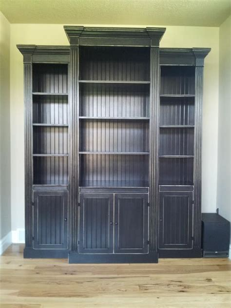 bookcase with cabinets on bottom bookcase with cabinets on bottom solid mahogany wood