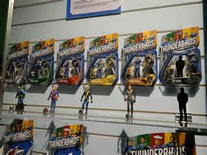 New thunderbirds are go toy range reviews coming soon