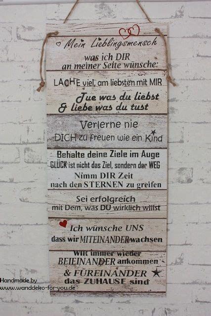 Wanddeko For You by Mein Lieblingsmensch Geschenk Ideen