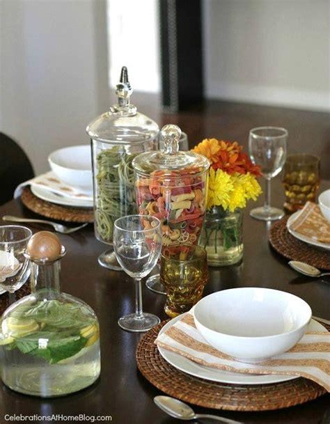 Entertaining Italian Themed Dinner Party Ideas Party Italian Themed Centerpieces