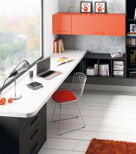escritorios habitacion escritorios en dormitorios juveniles con muebles de