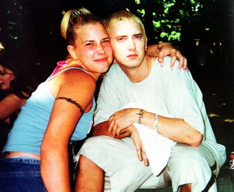 Eminem And Kim | eminem s ex kim mathers avoids jail time sentenced to