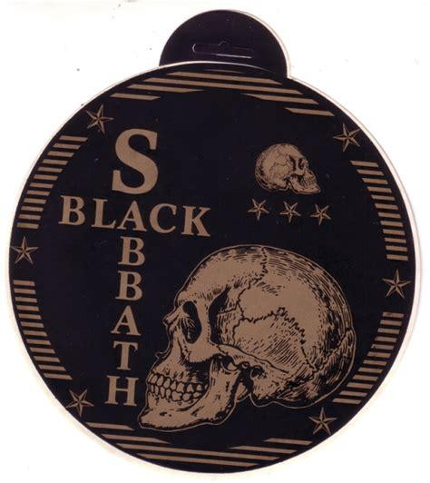 Autoaufkleber 70er Jahre by Black Sabbath Original Auto Aufkleber 70er Jahre