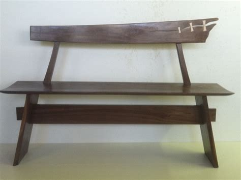 Higher Kets sculpted bench