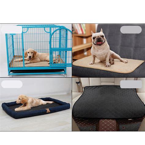 Jo In Washable Kennel L pet supplies washable waterproof pet matsleeping